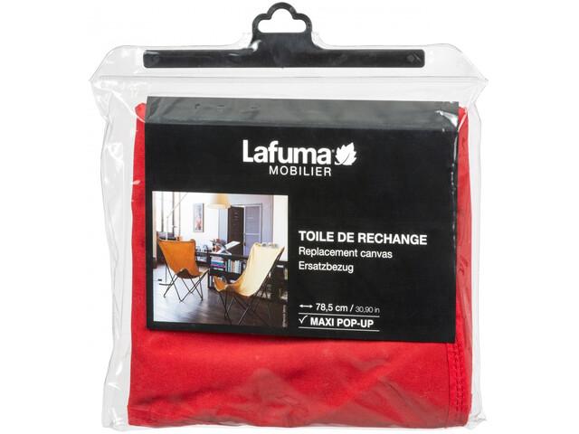 Lafuma Mobilier Maxi Pop Up Lærred Airlon, rød